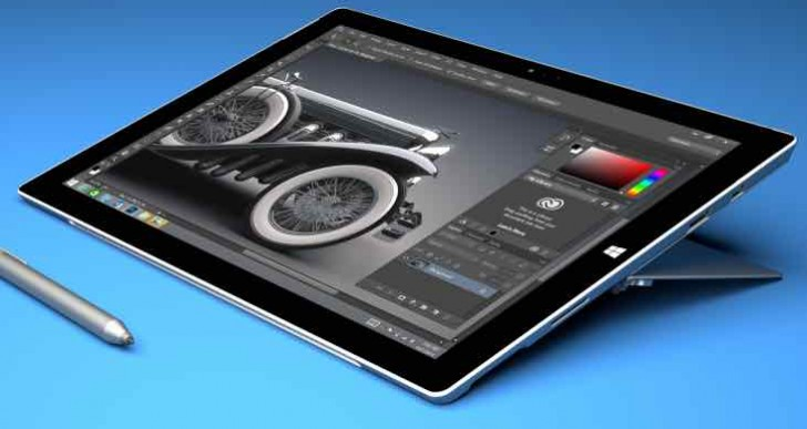 Surface Pro 4 Vs 2015 iPad October announcement