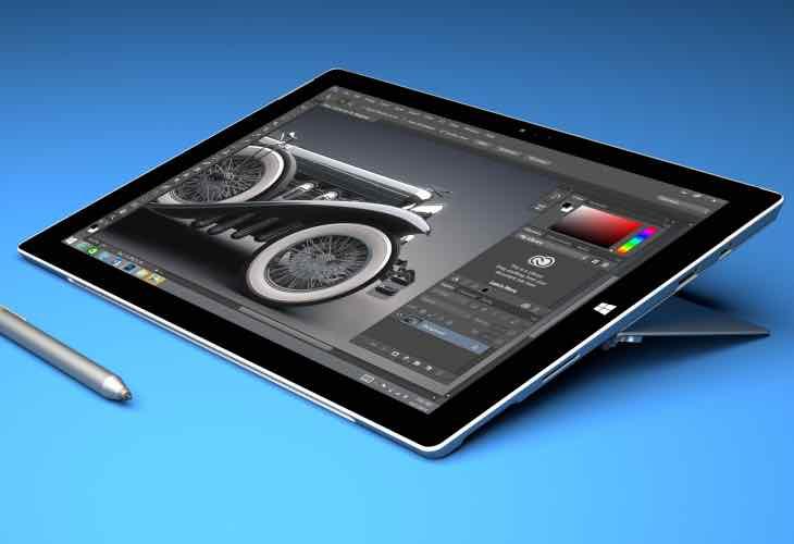 Surface Pro 4 Vs 2015 iPad Pro