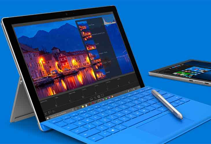 Surface Pro 4 price