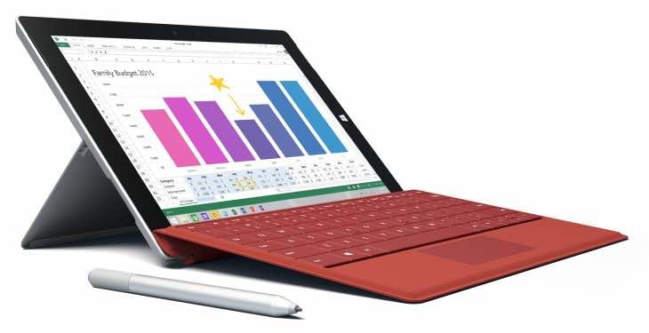 Surface Pro 5 sales