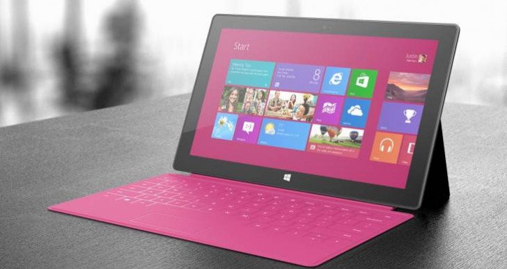 Surface Pro driver update fixes Adobe Photoshop problem