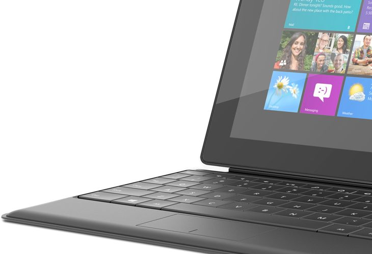 Surface Pro update 2 rectifies Trackpad problems