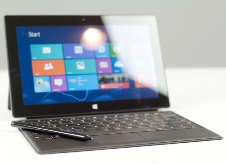 Surface Pro vs VAIO Duo 11 and ThinkPad Tablet 2 review