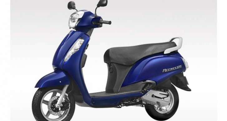 Suzuki Access 125 review of specs and accessories with PDF