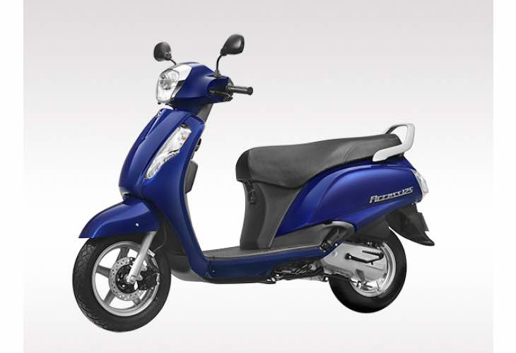 Suzuki Access 125 review