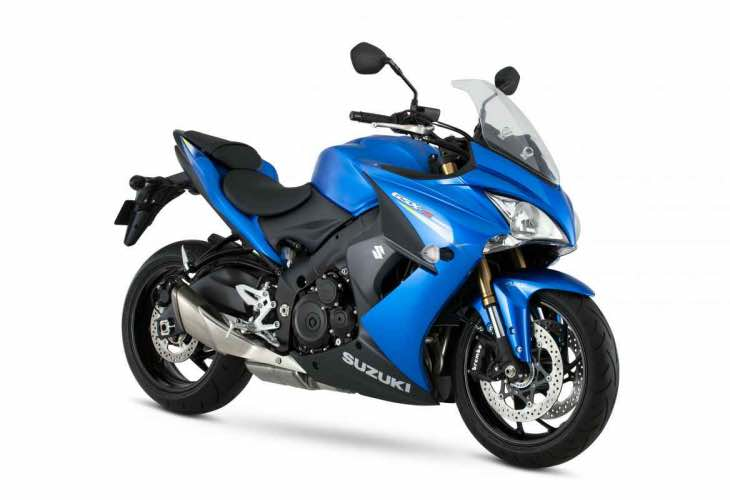New Suzuki Gixxer SF specs and price in India