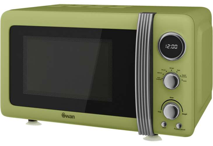 swan-sm22030gn-retro-microwave