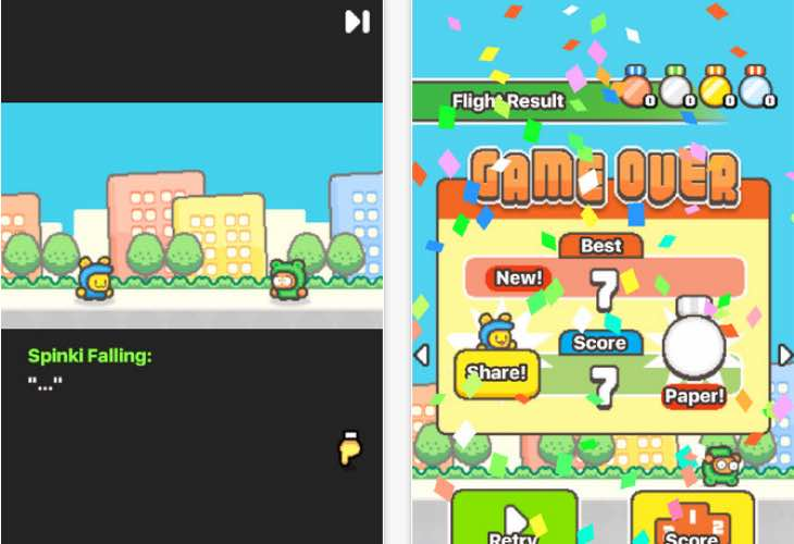 Swing Copters 2 released