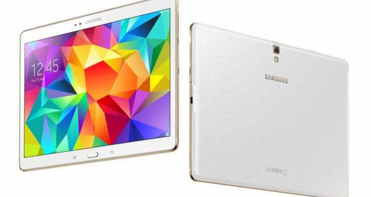 T-Mobile Galaxy Tab S 10.5 update live for Android 5.0