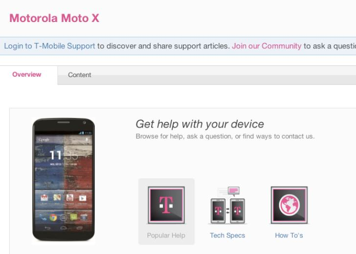 T-Mobile X is coming to Google Play only.
