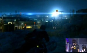 TGS 2013: Metal Gear Solid V gameplay