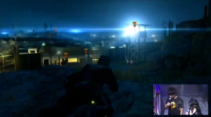 TGS 2013- Metal Gear Solid V gameplay