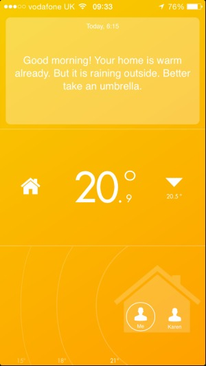 Tado app review
