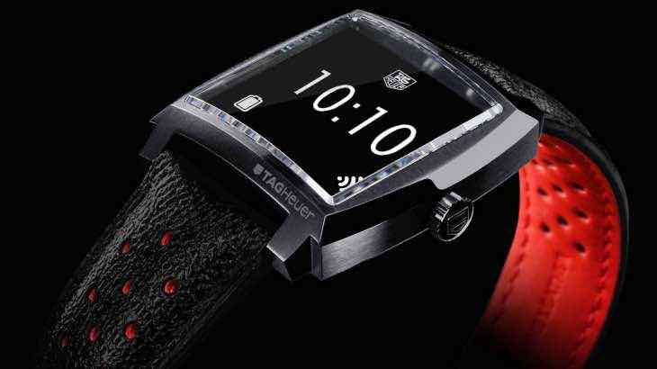 Tag Heuer Carrera Wearable smartwatch