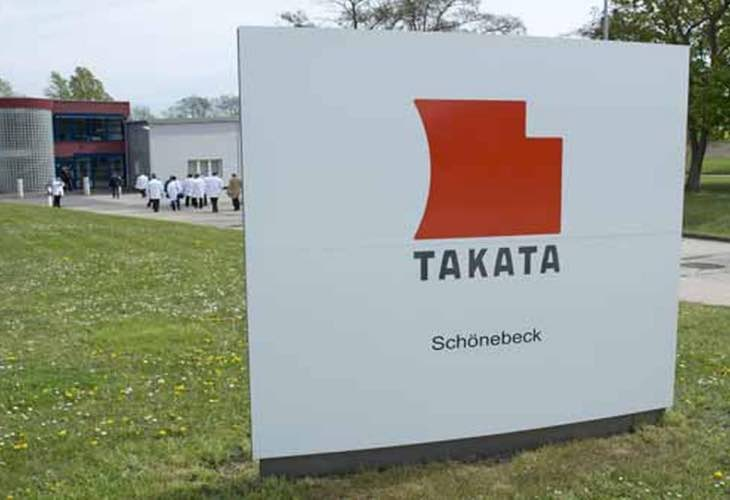 Takata airbag recall models expanded