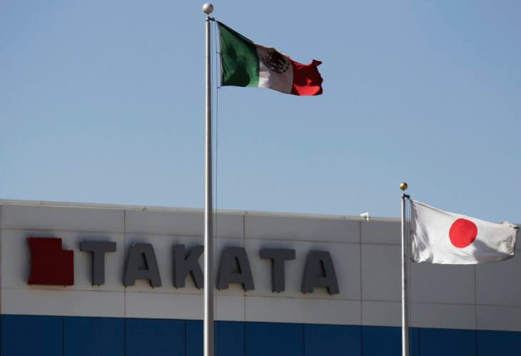 Takata bankruptcy fears could force bailout