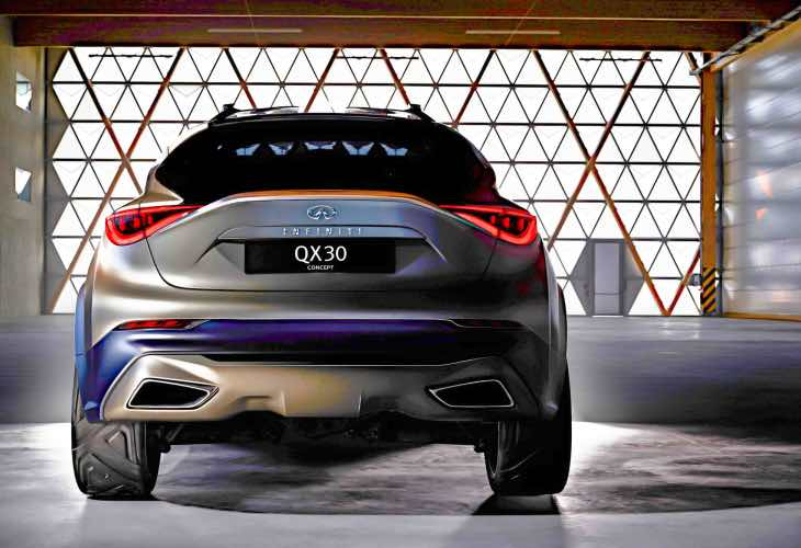 Tantalizing Geneva Motor Show 2015 concept cars