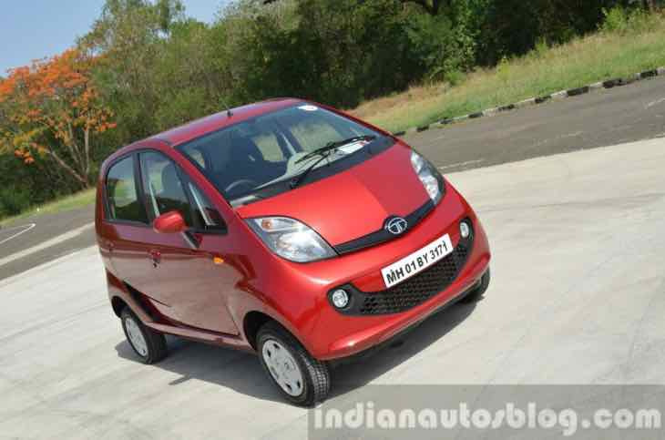 Tata GenX Nano Easy Shift review