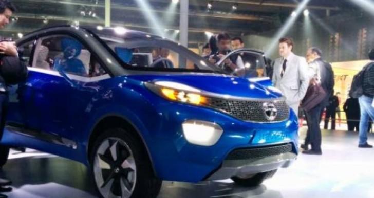 Tata Motors concept cars at Auto Expo 2014