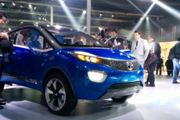 Tata Motors Concept Cars At Auto Expo 2014 Product Reviews Net