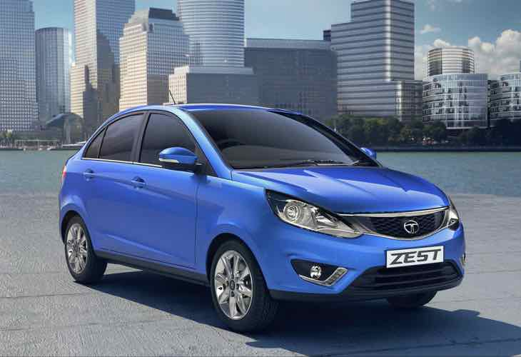 Tata Zest price in Sri Lanka