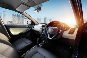 Tata Zest review highlights interior practicality