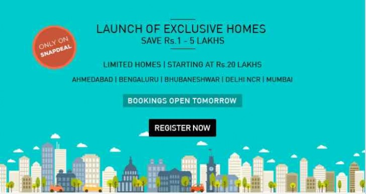 Snapdeal Tata value homes, housing bookings open tomorrow