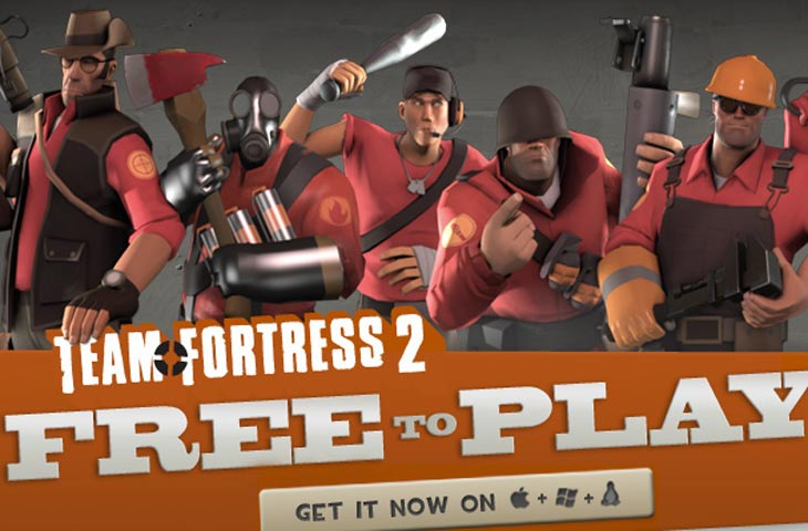 Team Fortress 2 update rectifies problems