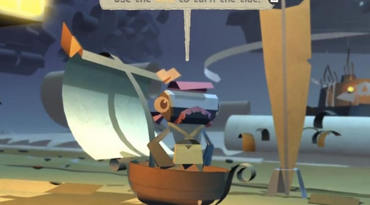 Tearaway totally made for PS4 at 60fps