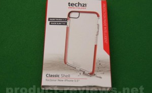 Review of iPhone 6 Plus Tech21 Classic bumper case