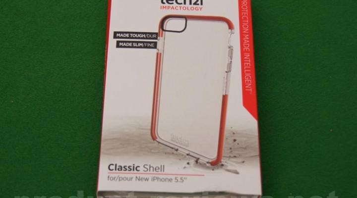 Review of iPhone 6 Plus Tech21 Classic bumper case