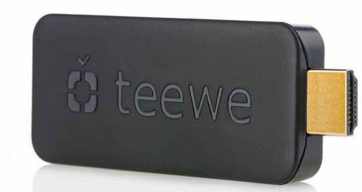 Teewe 2 dongle specs entices next Chromecast release