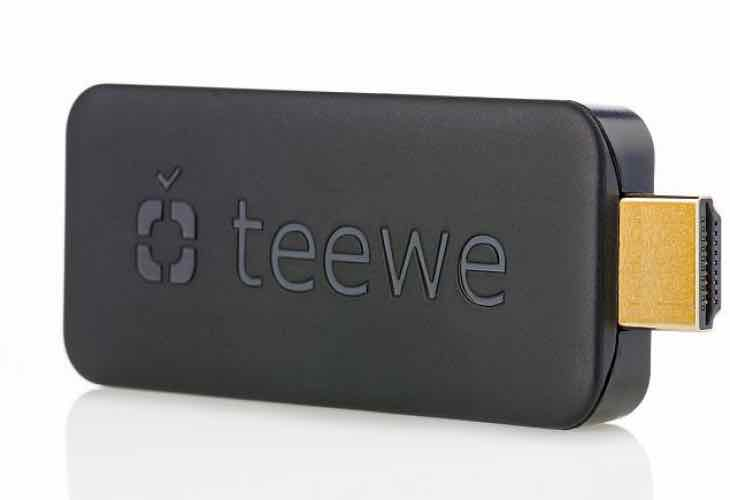 Teewe 2 dongle specs
