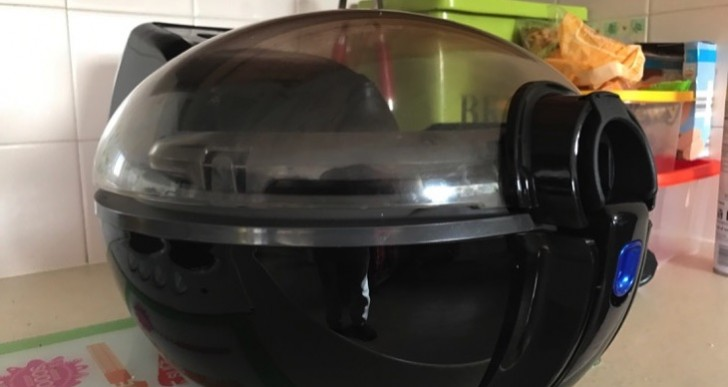 Tefal ActiFry Smart XL review – interactive app boosts cooking confidence
