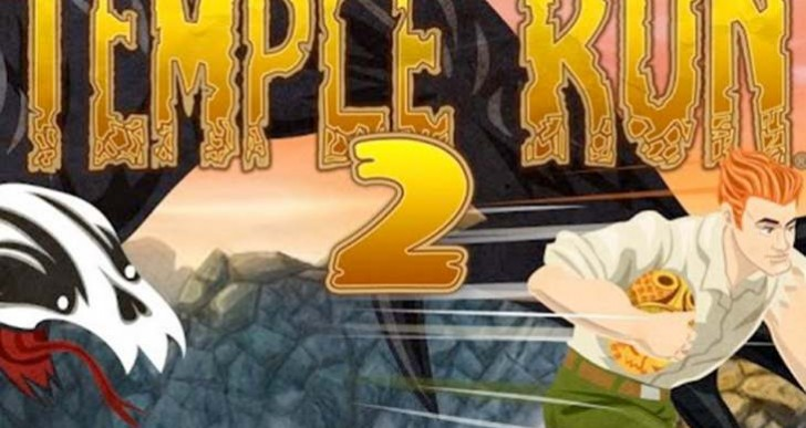 Temple Run 2 release overlooked for Windows Phone