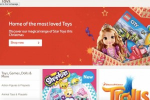 Tesco 3 for 2 Toys Sale timed for Pay Day