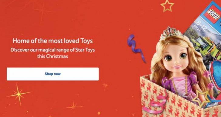 Tesco to offer 3 for 2 on Toys within hours