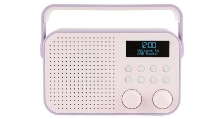 Tesco DR1404P DAB Radio Purple review abundance