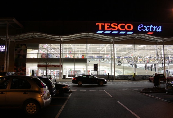 Tesco PS4 midnight launch locations and stock