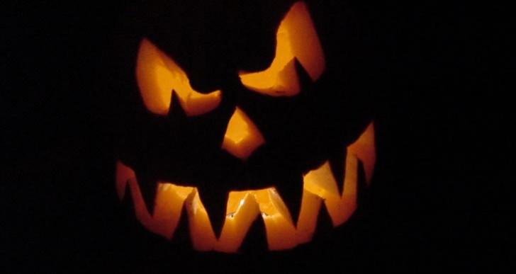 Tesco offer Pumpkin carving stencils with free templates