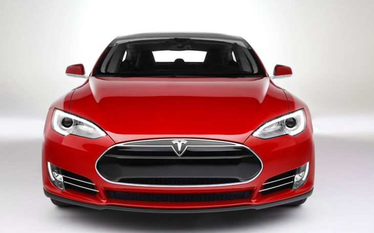 Tesla's electric car is gaining plenty of positive attention