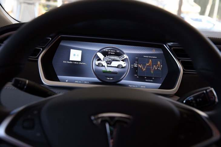 Latest Tesla Software Update >> Tesla 8 software update release date imminent – Product ...