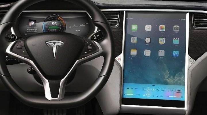 Tesla admit Apple meeting, keeps quiet