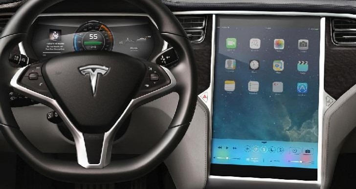 Tesla admit Apple meeting, keeps quiet