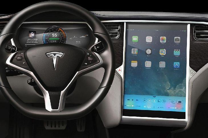 Tesla-Apple-Car