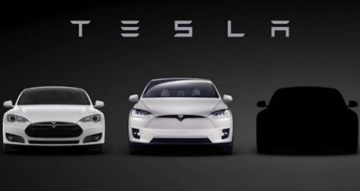 Tesla Model 3 range and performance figures