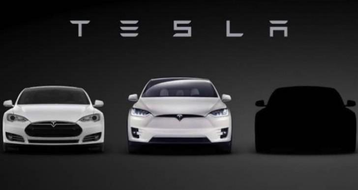 Tesla Model 3 range and performance figures