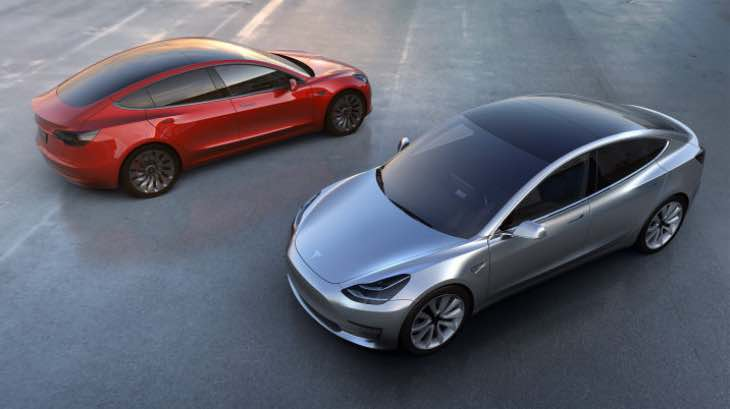 Tesla Model 3 2017 delivery date confidence
