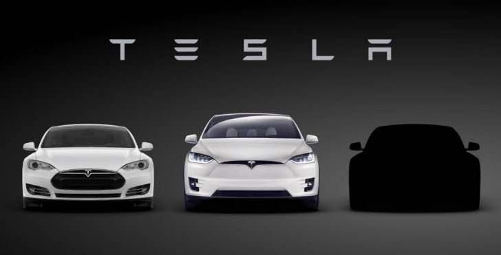 Tesla Model 3 design sort of revealed early