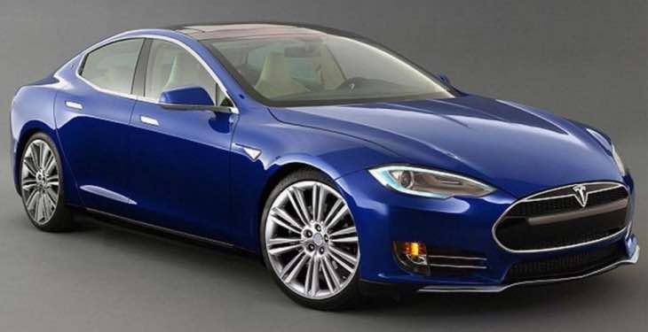 Tesla Model 3 orders